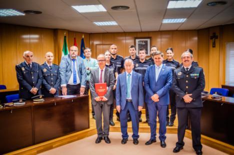 Roquetas suma siete nuevos policías