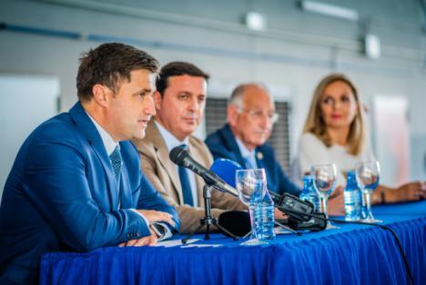 Inaugurado oficialmente en Roquetas de Mar el Parque de Bomberos