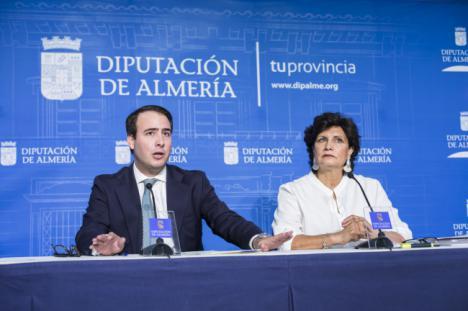 Diputación lidera el emprendimiento juvenil para fijar la población en Almería