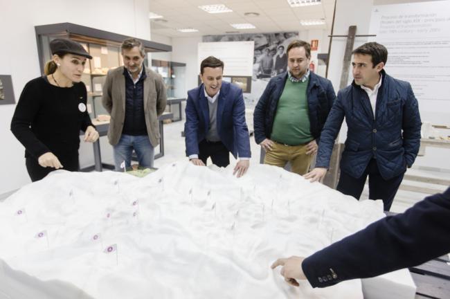 Macael será centro de análisis y debate sobre turismo industrial y científico