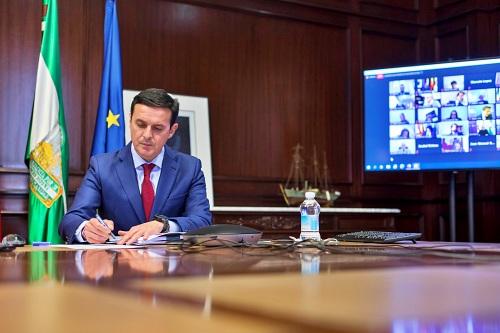 Diputación aumenta las inversiones hasta los 228,5 millones de euros con el 'Plan Excepcional 2021'