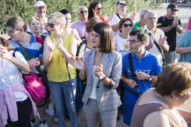 Diputación y Verdiblanca ofrecen vacaciones inclusivas a los participantes en Ecoturismo