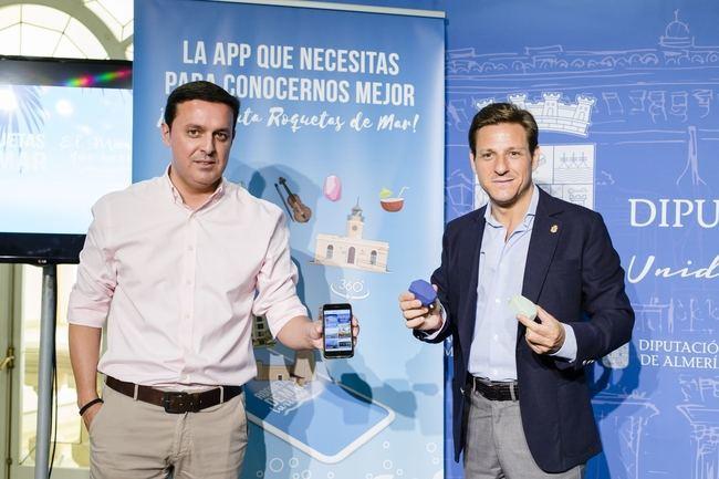 Roquetas vincula su oferta turística a la diversidad del destino 'Costa de Almería' a través de una 'App'