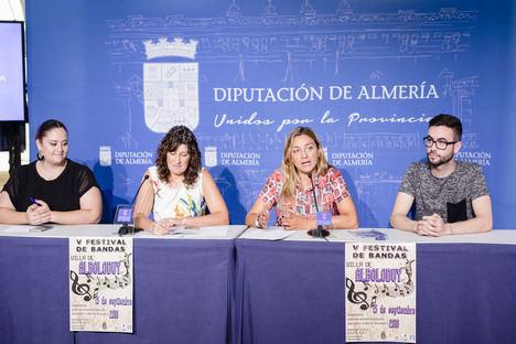 El Certamen de Bandas regresa este fin de semana a Alboloduy