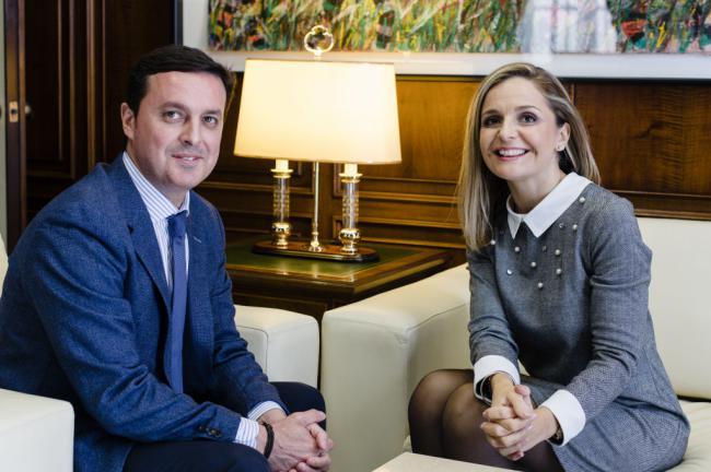 Diputación y Junta estrechan lazos por Almería