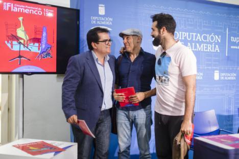El Circuito Provincial de Flamenco de Diputación llevará este arte a nueve municipios