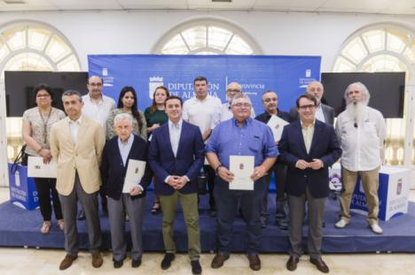Diputación entrega el segundo bloque de ayudas para entidades sociales y ONG de la provincia