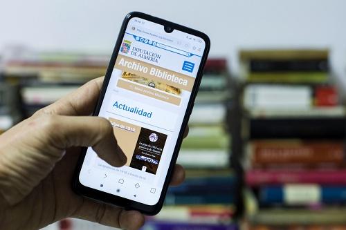 Crecen un 30% las consultas digitales al Archivo y la Biblioteca de Diputación