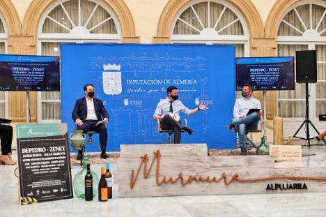 Las reservas en la Alpujarra se disparan gracias al Festival Murmura