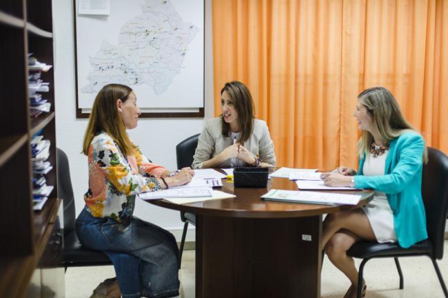 Diputación y los autónomos andaluces aúnan esfuerzos para potenciar el emprendimiento