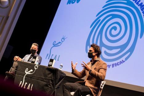 La literatura se abre camino en FICAL con 'Monitor' de Mario Pagano