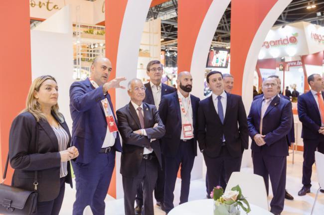 'Sabores Almería' y el campo almeriense, embajadores de la Dieta Mediterránea en 'Fruit Attraction'
