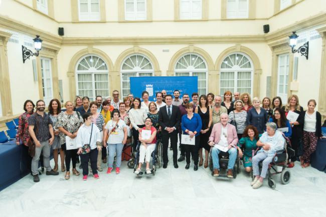 Los proyectos sociales de Diputación llegan a más de 26.000 almerienses