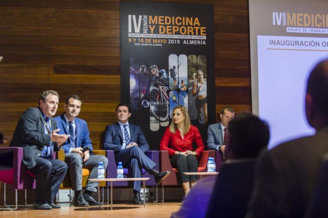 Diputación proyecta a la provincia como epicentro nacional de la medicina deportiva