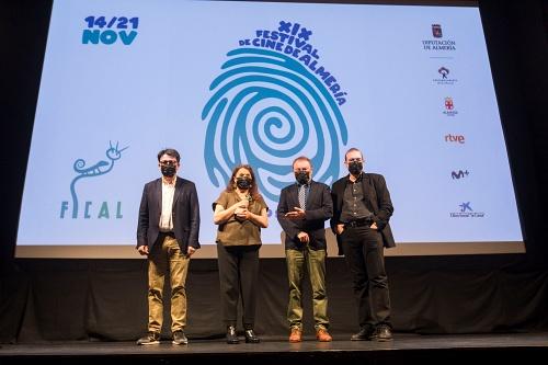 """Petra Martínez: """"En Almería donde mires puedes hacer una película"""""""