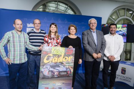 El mundo del motor vuelve a 'rugir' en Gádor con su II RallyCrono