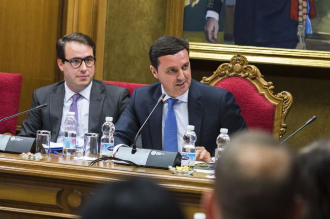 Almería se suma al manifiesto de las ocho diputaciones andaluzas con motivo del 8 de marzo
