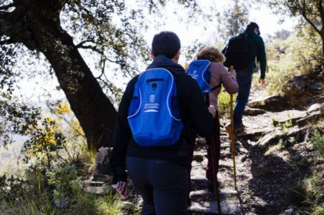 Diputación promociona el Camino Mozárabe de Santiago