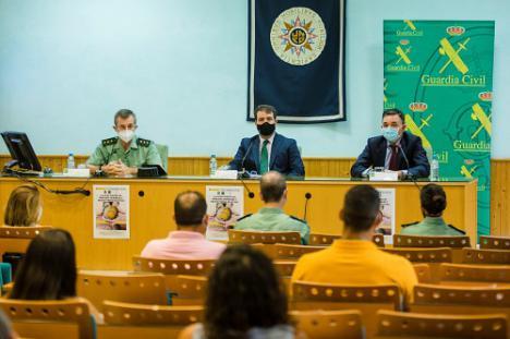 El Curso de Verano de la UNED y Guardia Civil se consolida por su alto nivel