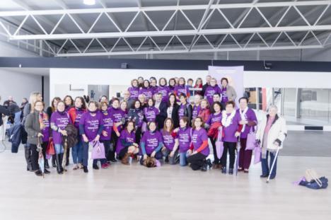 Diputación lleva a Albox el 'Día Contra la Violencia de Género'