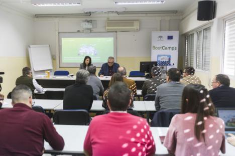 Arranca la formación a técnicos y responsables de 10 municipios almerienses como ciudades inteligentes
