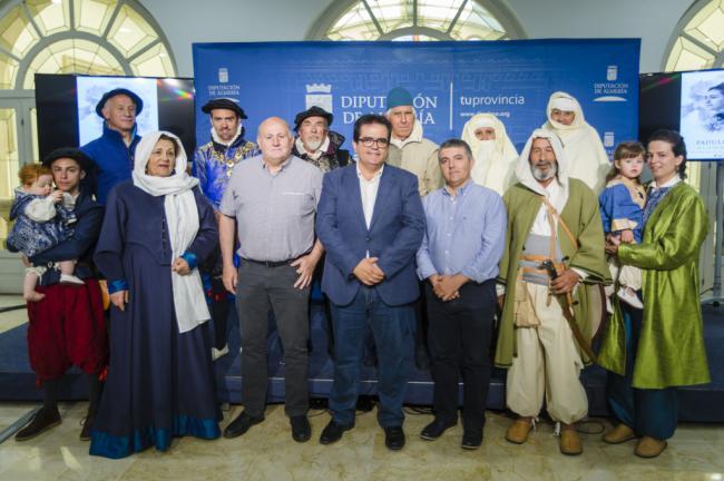 Diputación y Padules consolidan 'La Paz de Las Alpujarras' como recreación histórica