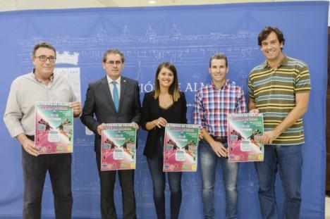 Más de 1.000 deportistas competirán en el 'III Torneo de Voleibol Ciudad de Berja'
