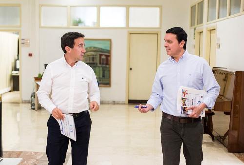 Diputación 'Acelera' la creación de empleo en Almería