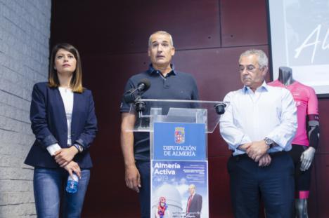 'Las 4 cimas' convierte a Almería en una cita imprescindible para el ciclismo de montaña