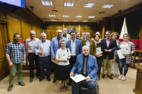 Diputación sella su compromiso social con la entrega de ayudas a ONG´s