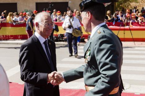 Actos Conmemorativos Día de la Guardia Civil en Roquetas de Mar