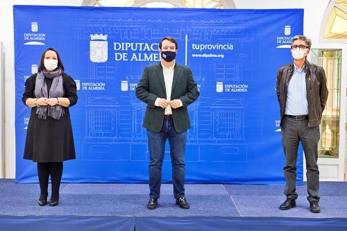 Vélez Rubio y la iglesia de la Encarnación centran un vídeo de la Diputación