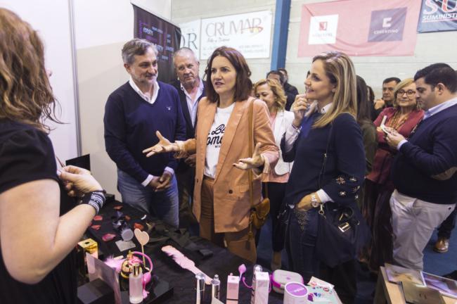 Diputación convierte a Fines en 'capital del emprendimiento femenino' en el medio rural
