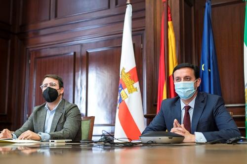 Diputación y Junta de Andalucía unidos para que Millares sea Patrimonio de la Humanidad