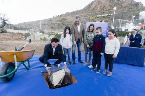 Cuenta atrás para las primeras instalaciones deportivas de Turrillas