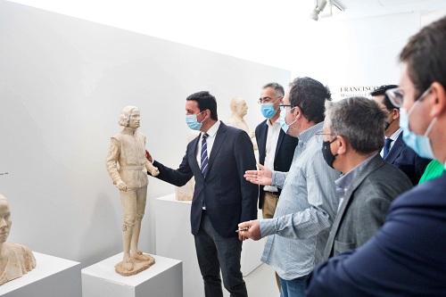 El Museo Ibáñez incorpora el legado del escultor Francisco López