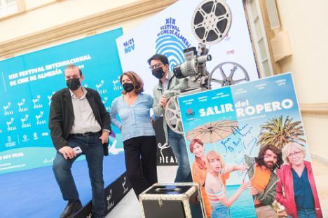 FICAL despide el Certamen Nacional de 'Ópera Prima' con 'Salir del Ropero'