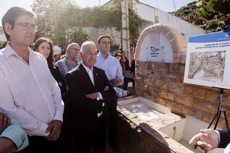 Diputación y Adra invertirán 850.000 € en modernizar calles, caminos y plazas del casco urbano y barriadas