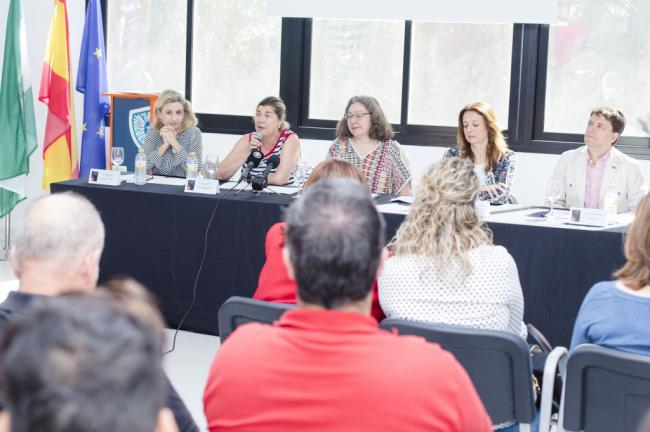Rafaela Abad participa en el VII Encuentro Provincial de Voluntariado