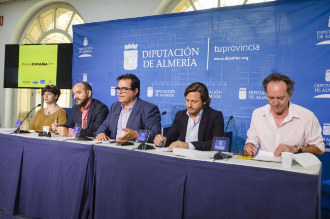 La provincia de Almería se estrena como sede de 'PhotoESpaña 2019'