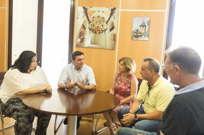 Diputación y Alhama culminan la 'Huerta Rosalía' convirtiéndolo en un Parque para las Familias