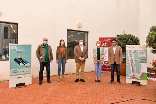 El IEA participa en la Feria del Libro de Almería con caseta propia