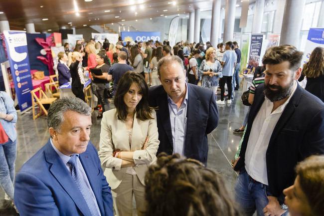 Vera acoge mañana la Feria de Empleo y Emprendimiento del Levante Almeriense