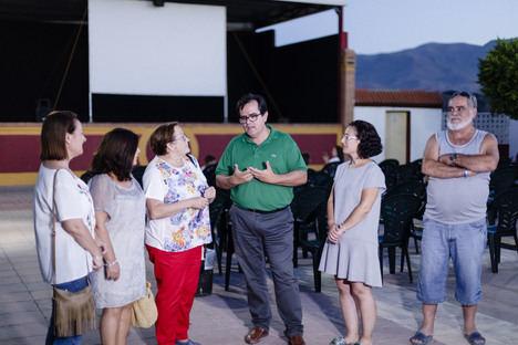 Diputación llenará de cine las plazas de 64 municipios con 103 proyecciones