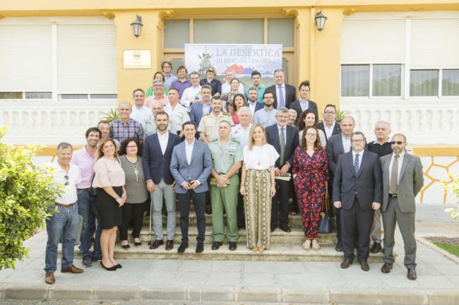La Desértica sitúa a Almería entre las pruebas de ultrafondo del país