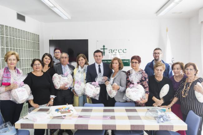 Diputación se suma al programa de Cáncer de Mama 'Mucho por Vivir'