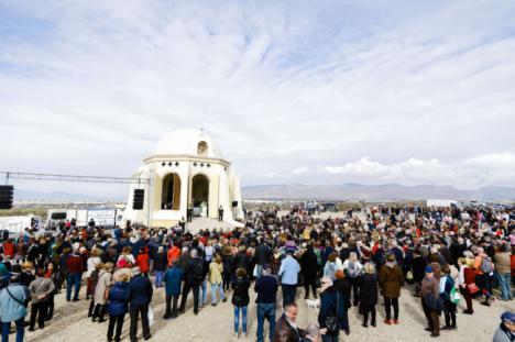 Torregarcía acoge el domingo la conmemoración del 516 aniversario de la aparición de la Virgen del Mar