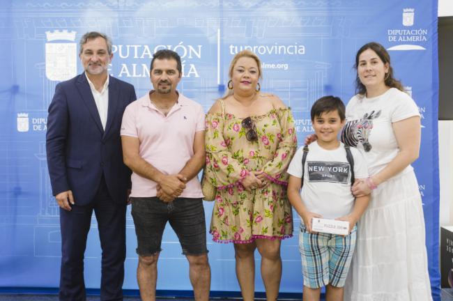 Diputación ocupa dos nuevas viviendas protegidas libres de su promoción en Albox