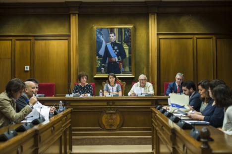 Diputación constituye el Consejo Rector del Instituto Almeriense de Tutela