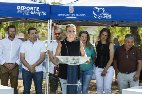 El Circuito Provincial de Petanca de Diputación llega este año a 16 municipios